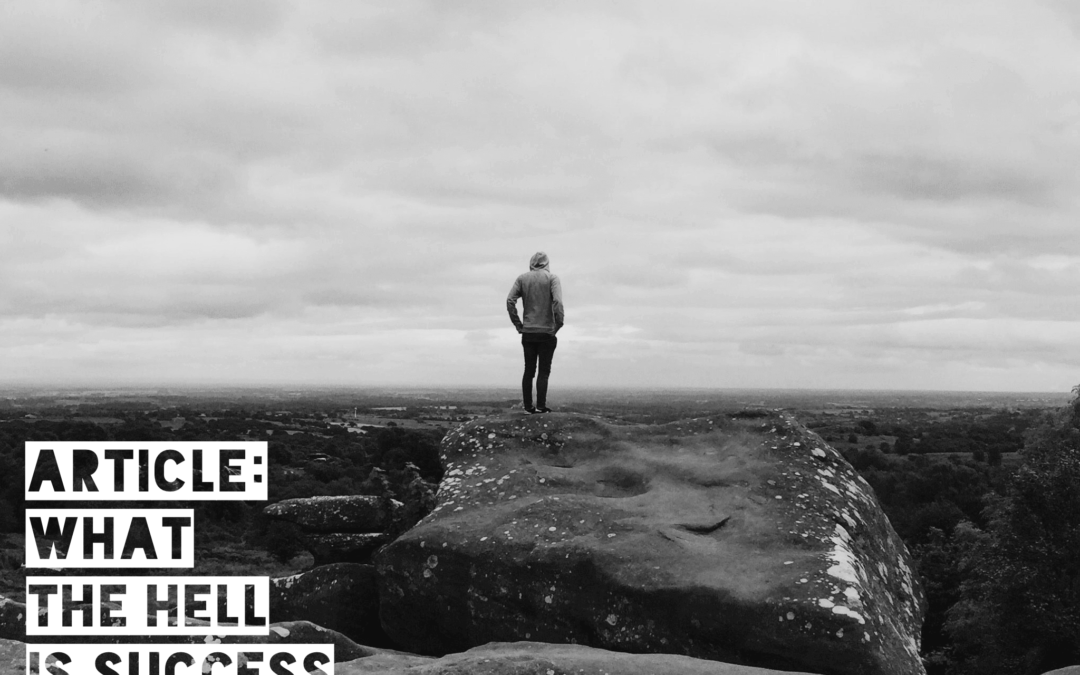 Article | What the hell is success anyway?